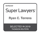 Foreclosure Attorney Tampa Florida | Torrens Law Group | Super Lawyer 2019 Rated Badge