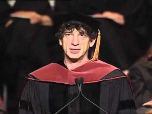 Image of Neil Gaiman